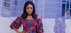 Joselyn Dumas' Ankara Dress Is So Colorful, Chic And You'll Want to Copy It