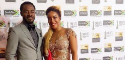We Can't Handle The Glamour In This Joselyn Dumas' Dress