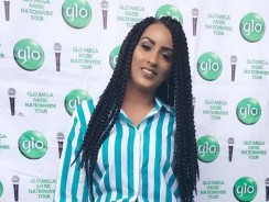 Juliet Ibrahim Wore Pajamas Out Because She Didn't Know What To Wear