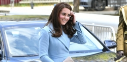 Kate Middleton's Latest Outfit Is So Chic, Seriously