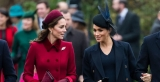 Kate Middleton & Meghan Markle Wore Beautiful Dresses To Prince Charles' Investiture