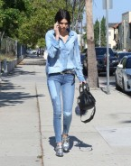 This Kendall Jenner's Denim-on-Denim Look Is Your Perfect Inspiration