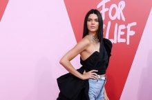 When You See Kendall Jenner, You'll Be Confused Whether She's Wearing A Top Or A Gown