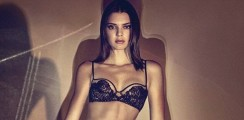 Kendall Jenner's New Lingerie Campaign For La Perla Is So Hot