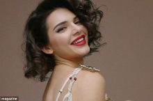 Kendall Jenner's Love Magazine Campaign Will Have You Coveting For Red Lipstick