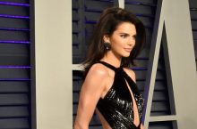 Kendall Jenner Actually Wore The Most Sexy Slit Dress