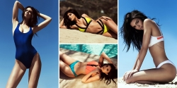 You Can Now Shop For The New Kendall + Kylie Swimwear Collection