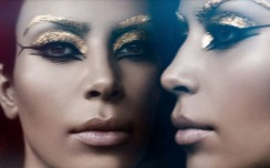 Kim Kardashian Channels Cleopatra-Inspired Beauty Looks in New Shoot
