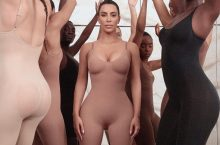 "Kim Kardashian is Getting a Backlash for Naming Her New Shapewear Line ""Kimono"""