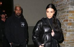 Here's How Kim Kardashian Dresses For A Date Night
