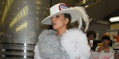 You'll Probably Have Some Goose Bumps After Seeing This Outfit Lady Gaga Is Wearing