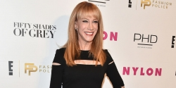"Say What? Kathy Griffin Quits ""Fashion Police"""