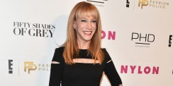 """Say What? Kathy Griffin Quits """"Fashion Police"""""""