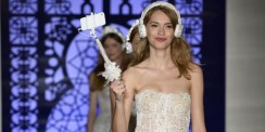 The New Way For Brides To Walk Down The Aisle