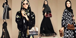 Dolce & Gabbana Finally Launches Collection Of Hijabs And Abayas