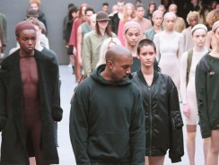 Everything About Kanye West's Yeezus Supply Addidas Collection At New York Fashion Week Show