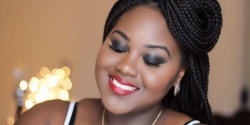 Your Val's Day Look Will Make More Sense With This Velvet Smokey Eyes Makeup Tutorial