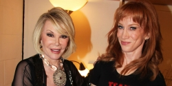 "Kathy Griffin Officially Made the New Host of ""Fashion Police"""