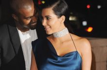Kimye Actually Spent All NIGHT Cleaning Kim's Closet For 2015 New Look