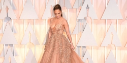 87th Annual Oscars 2015 Red Carpet Arrivals
