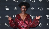 Lupita Nyong'o Dressed Like A Scary Vampire On The Red Carpet Last Night