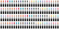Everyone's Going To Freak Out Over MAC's Launching Of 28 New Rainbow Lipstick