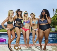 Target New Swim Campaign Features Real Women