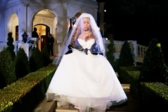 Mariah Carey Seriously Set Her $250,000 Wedding Dress Ablaze