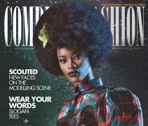 If You Thought Mayowa Nicholas Isn't A Supermodel, Wait Until You See Her Complete Fashion Cover
