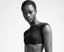 Mayowa Nicholas Is The New Face Of Calvin Klein Underwear