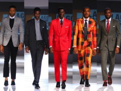 13 Types Of People You Always See At Lagos Fashion Week