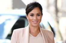 Meghan Markle Proves That Blush Pink Outfit Is As Chic As F*ck
