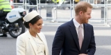 Meghan Markle Chose Victoria Beckham Dress For Commonwealth Day Service