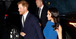 Meghan Markle Wore A Sleek Jason Wu Dress Last Night