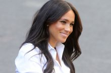 Meghan Markle Looked Officially Chic At Her Smart Works Clothing Line Launch
