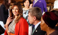 When It Comes To Style, Leave It To Melania Trump