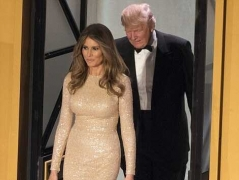 Melania Trump Proves She Is The Next Michelle Obama When It Comes To Fashion