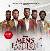 What You Need To Know About Men's Fashion Week Nigeria 2016
