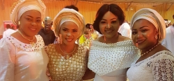 Mercy Aigbe Wore A Dress You'll Want To Copy