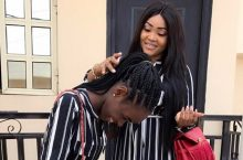 Mercy Aigbe Wore The Perfect Dress With Her Daughter