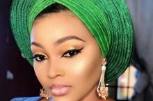 You'll Want To Copy Mercy Aigbe's Ankara Style Once You See It