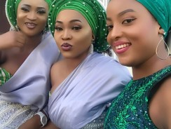 You Will Want To Copy Mercy Aigbe's Owambe Dress