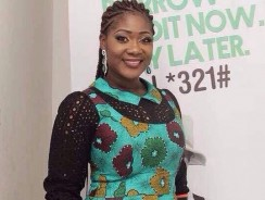 Mercy Johnson's Ankara Jumpsuit Is As Unique As You Can Imagine