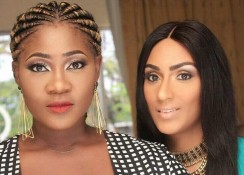 Mercy Johnson And Juliet Ibrahim Are Fashion's Best Friend