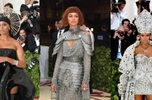 You Wouldn't Want To Miss The Looks From The 2018 Met Gala
