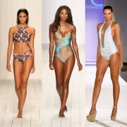 24 Swimsuits From Miami Swim Week Runway That Will Make You Think Of The Beach