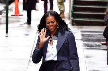 Michelle Obama Is Always A Fan Of Natural Hair