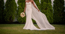 You Won't Believe This Is The Most Popular Wedding Dress On Instagram