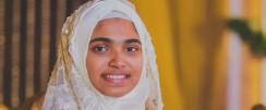 This Muslim Bride Refused To Wear Makeup At Her Wedding Because Of This