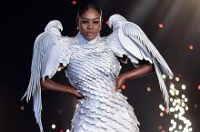 Nana Akua Addo Won't Stop & Can't Stop With Her Jaw-Dropping Gowns